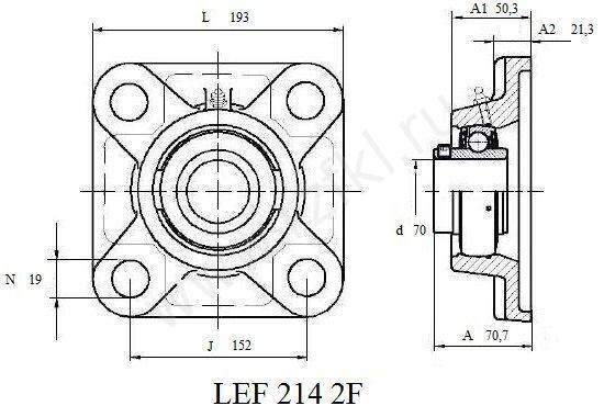 LEF 214 2F (FKL) Эскиз